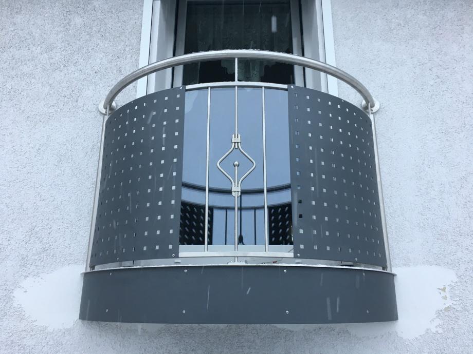 Montagebau Marc Zettl Franzosische Balkone
