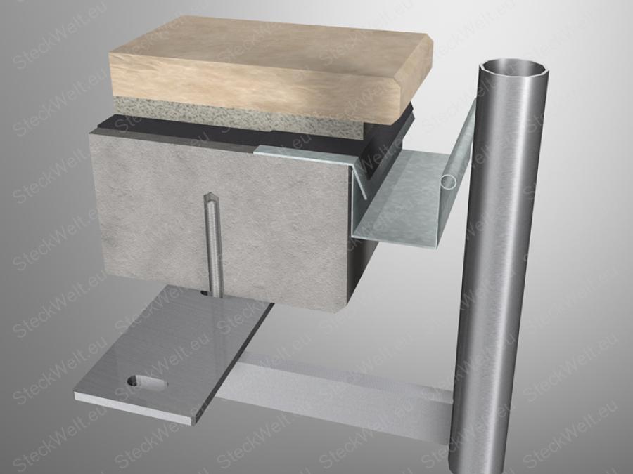 montagebau marc zettl gel nder befestigung. Black Bedroom Furniture Sets. Home Design Ideas