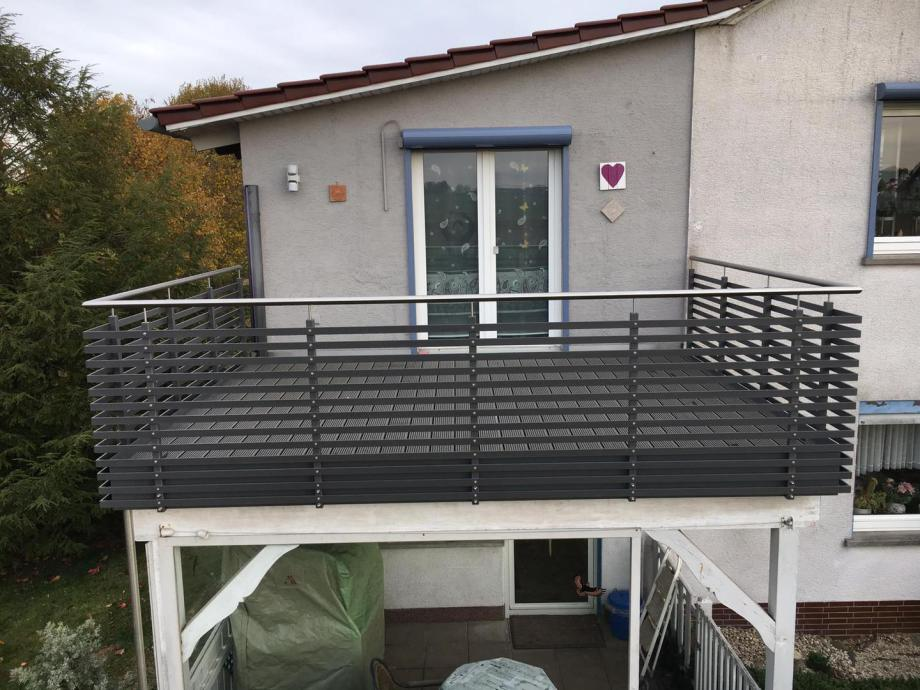 Montagebau Marc Zettl Balkon Anlagen